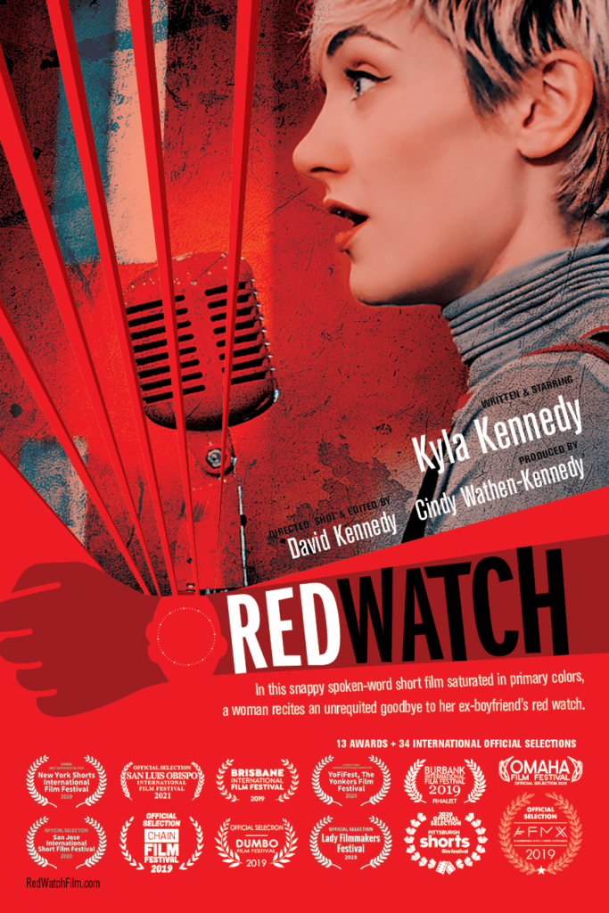 Red Watch Film Poster